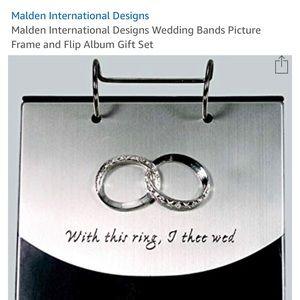 Wedding Banns Picture Frame